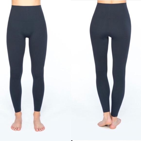 66274fc944692 SPANX Pants   Womens Look At Me Now Tummy Control Legging   Poshmark